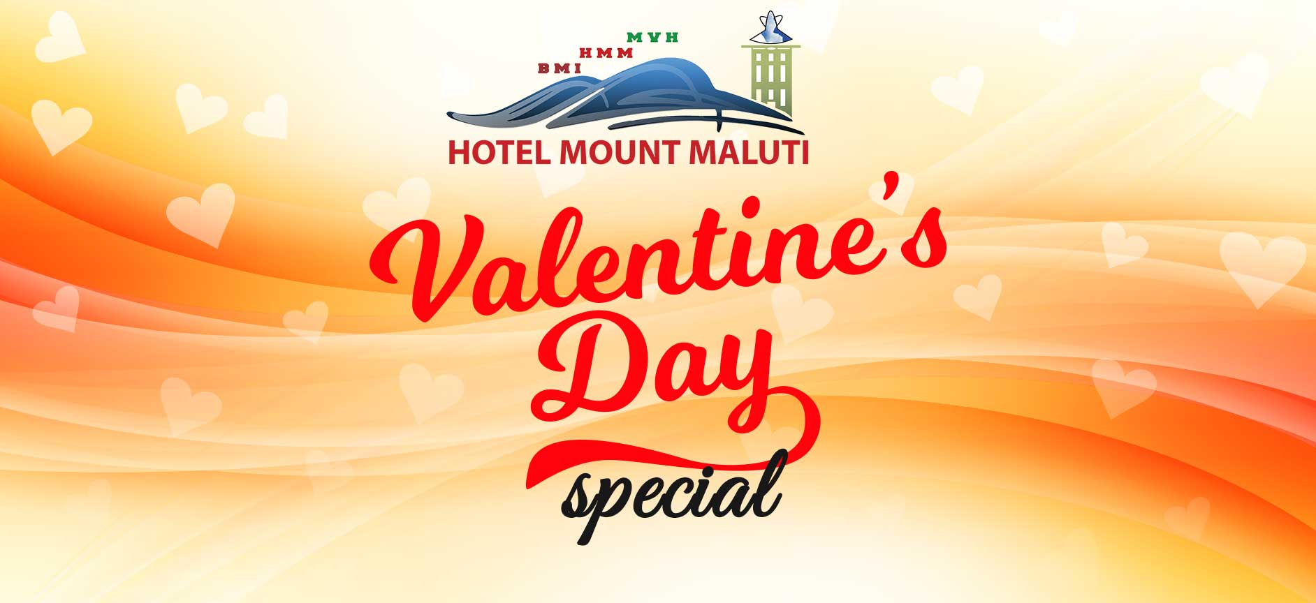 Valentine's Dinner Special at Hotel Mount Maluti – Lesotho